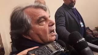 REnato Brunetta oggi in sala stampa su sondaggi e Moscovici su Italia