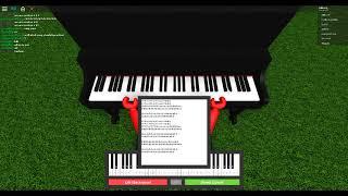 Demons - Roblox Piano (sheet in desc)