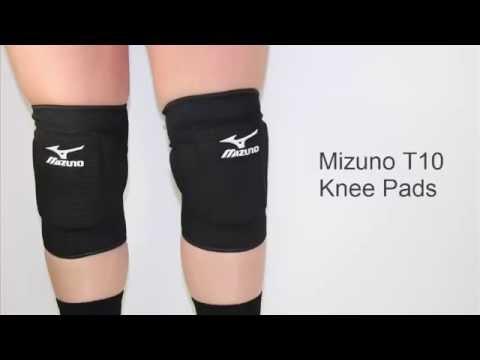 mizuno knee pads size chart