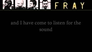 The Fray- Boulder to Birmingham (Lyrics!)