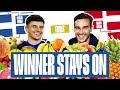 Mount & Winks Pick the Best Fruit! 🍏🍓 | Mason Mount & Harry Winks | Winner Stays On