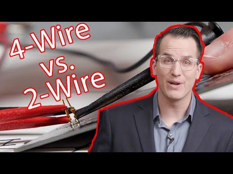 2-Wire vs. 4-Wire Resistance Measurement (Kelvin) + Wave Winners!