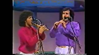 Grupo Ortiga en vivo TV Alemania  1985