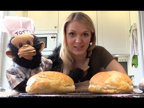 Tottes Kök: Avsnitt 3 – Lär dig baka bröd (Matlagningsskola med Zillah & Totte)