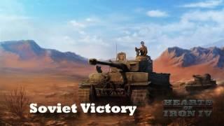Hearts of Iron IV - Soviet Victory