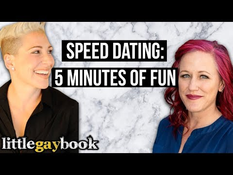 lesbian speed dating new york