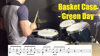 This drum tutorial is for Basket Case by Green Day. There are a couple of classic fills in there that are worth checking out, so jump in and have some fun with it!