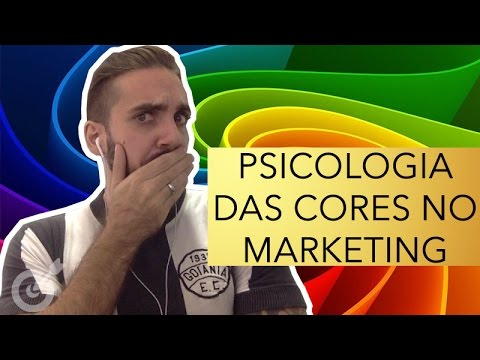 PSICOLOGIA DAS CORES EM CAMPANHAS DE MARKETING E VENDAS!