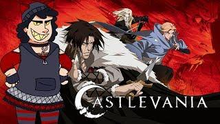 Review Castlevania de Netflix | Naruedyoh