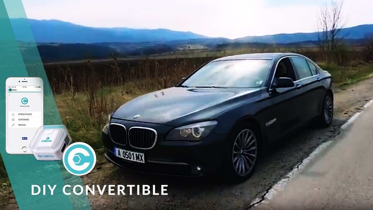 Turn Your Car Into A Convertible With Carista