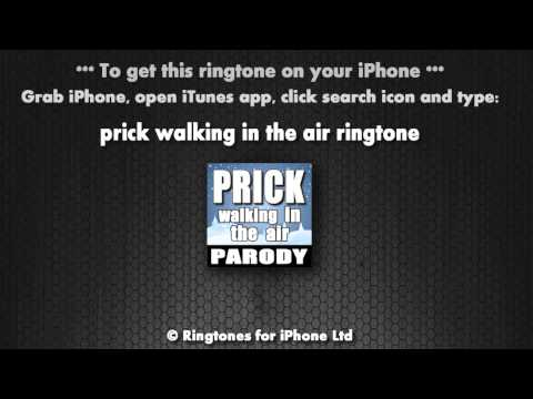 A Prick Is On The Phone Ringtone