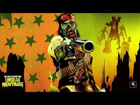VA - Red Dead Redemption - Undead Nightmare OST (2010) 🇺🇸
