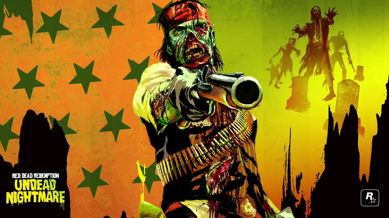 Download VA - Red Dead Redemption - Undead Nightmare OST (2010) 🇺🇸