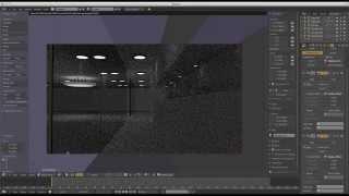 Blender Speed Modeling - Modern House Interior Part 1