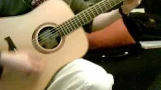 naruto cover Sadness And Sorrow acoustic guitar