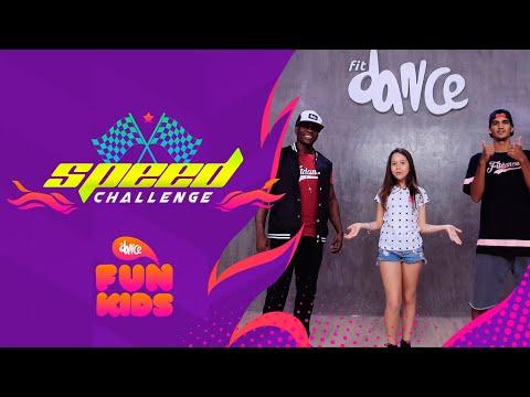 FunKids - Speed Challenge - That's What I Like - Bruno Mars (Kidz Bop) | FitDance Kids | Dance Video