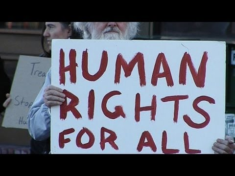 Scientists Must Protect and Promote Human Rights - Carol Corillon