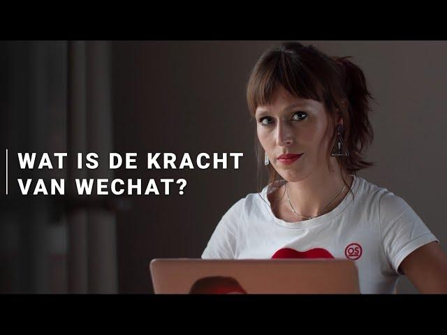 Manya Koetse - Wat is de kracht van WeChat