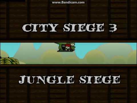Игра Осада города 3 Осада Джунглей онлайн City Siege 3