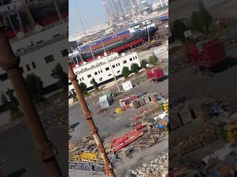 Asry bahrain ship building yeard