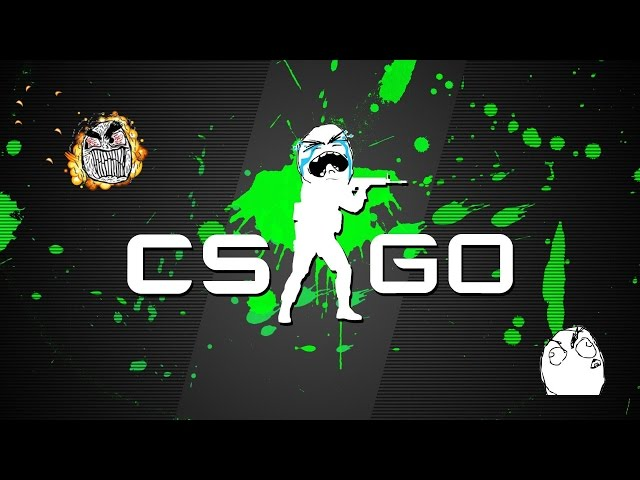 Counter Strike: Global offensive #02 RAGEEEEE Quebrei Minha M�o ?
