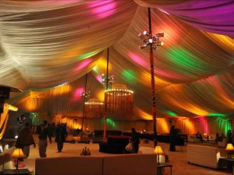 New Style Mahndi Event In Lahore Youtube