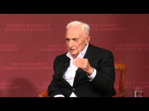 The Creative Class: A Conversation with Frank Gehry