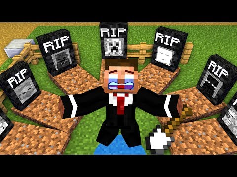 Monster School: RIP Monster School - Minecraft Animation