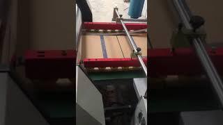 Video semi automatic film laminating machine for corrugated cardboard download MP3, 3GP, MP4, WEBM, AVI, FLV November 2018