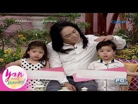 Yan Ang Morning!: Joel Cruz, a father of surrogate twins