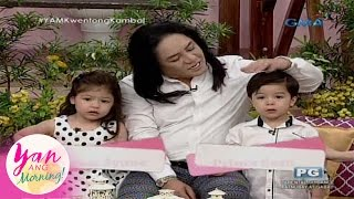 Yan Ang Morning!: Joel Cruz, a father of surrogate twins