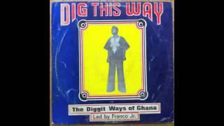 """De Frank & the Diggit Ways """"Ayee Menko"""""""