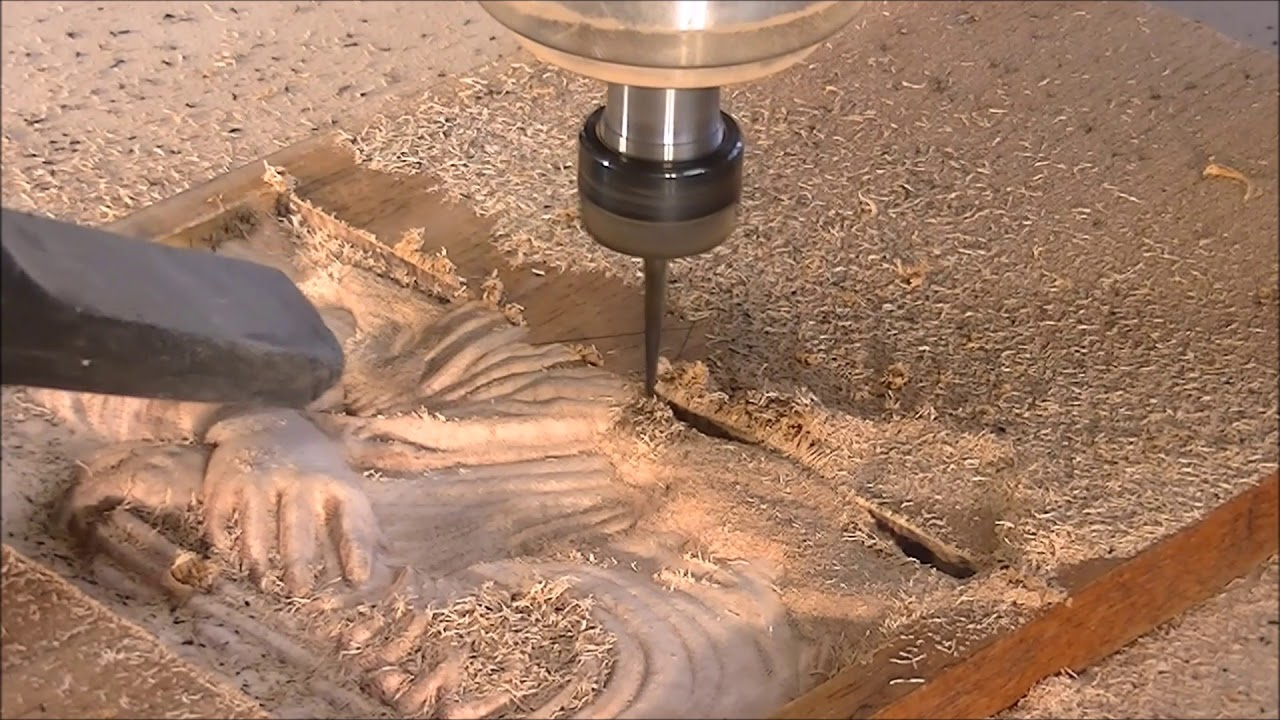 New* 190 cnc router in depth for beginners 3d carving youtube