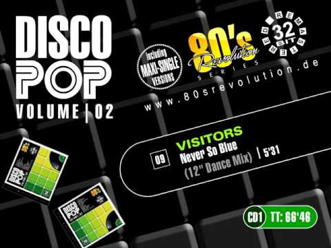 DISCO POP 80 Volume 2 (PROMO) 2CD from 80s Revolution