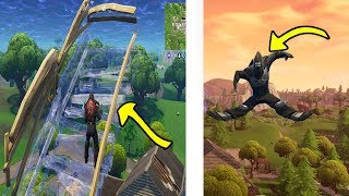 *GEPATCHED*Fortnite Invisible Staircase, Floor, Ceiling Baun Glitch (Fortnite Glitches) (English) (HD)