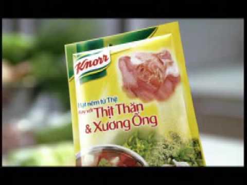 Knorr Thit than va xuong ong