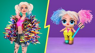 Never Too Old for Dolls! 10 Barbie and LOL Surprise DIYs