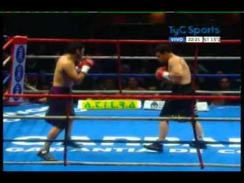 Bruno HONG vs Walter SEQUEIRA - Full Fight - Pelea Completa