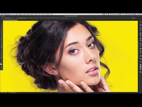 Background Eraser Tool Photoshop Tutorial thumbnail