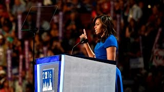 Michelle Obama hits the campaign trail and candidates health takes center stage