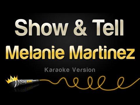 Melanie Martinez - Show & Tell Karaoke