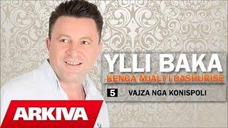 Ylli Baka - Vajze nga Konispoli (Official Audio)