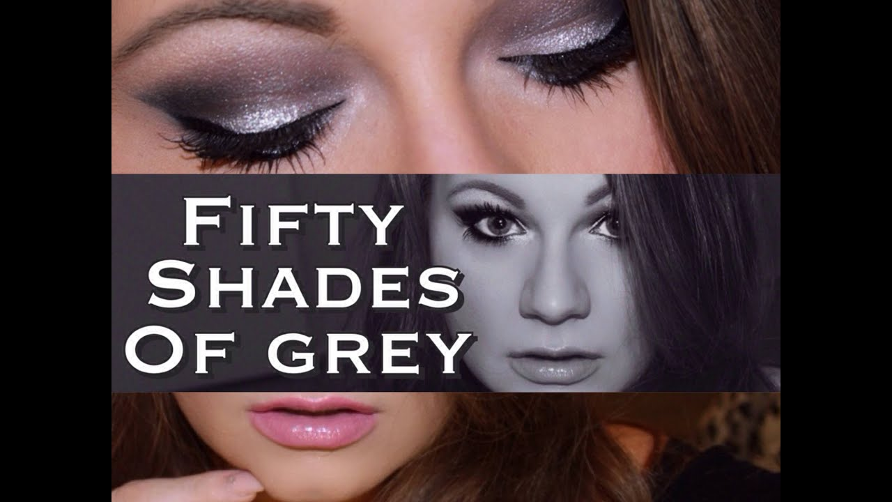 Fifty shades of grey makeup tutorial youtube for Fifty shades of grey movie online youtube