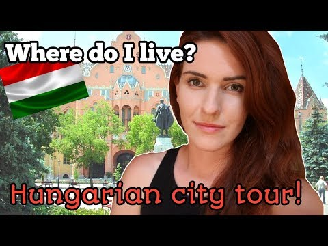 WHERE DO I LIVE? Hungary City Tour!