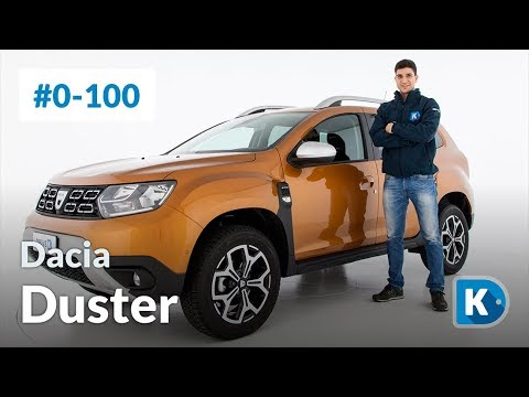 nuova dacia duster 2018 in cento secondi youtube. Black Bedroom Furniture Sets. Home Design Ideas
