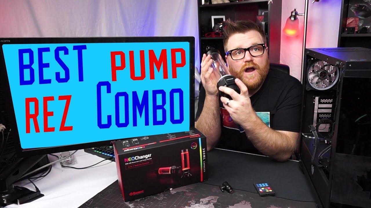 Best Pump Reservoir Combo 2019 The BEST Custom Loop Pump / Reservoir! Enermax NeoChanger Review