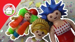 Playmobil Karneval Film Deutsch 2017 Fastnacht / Schmutziger Donnerstag / Kinderkanal Family Stories