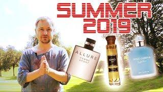 Top 10 Summer Fragrances 2019  | BEST SUMMER SCENTS
