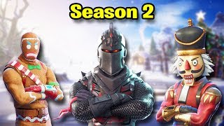 Fortnite SEASON 2 Montage! (Best Moments, Highlights, & Nostalgia)