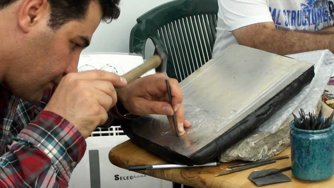 Download Gravor iranian in argint